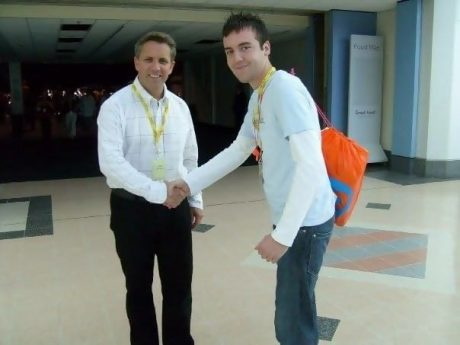Meeting the CEO of Sainsbury
